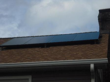 Burlington NC Solar Install
