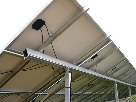 Gound Mounted Solar